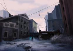 Metro 2033 Landscape Study