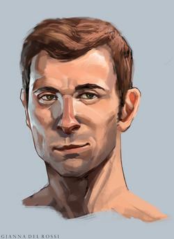 Kris Dice Anderson Portrait