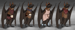 Terror Mother Outfits