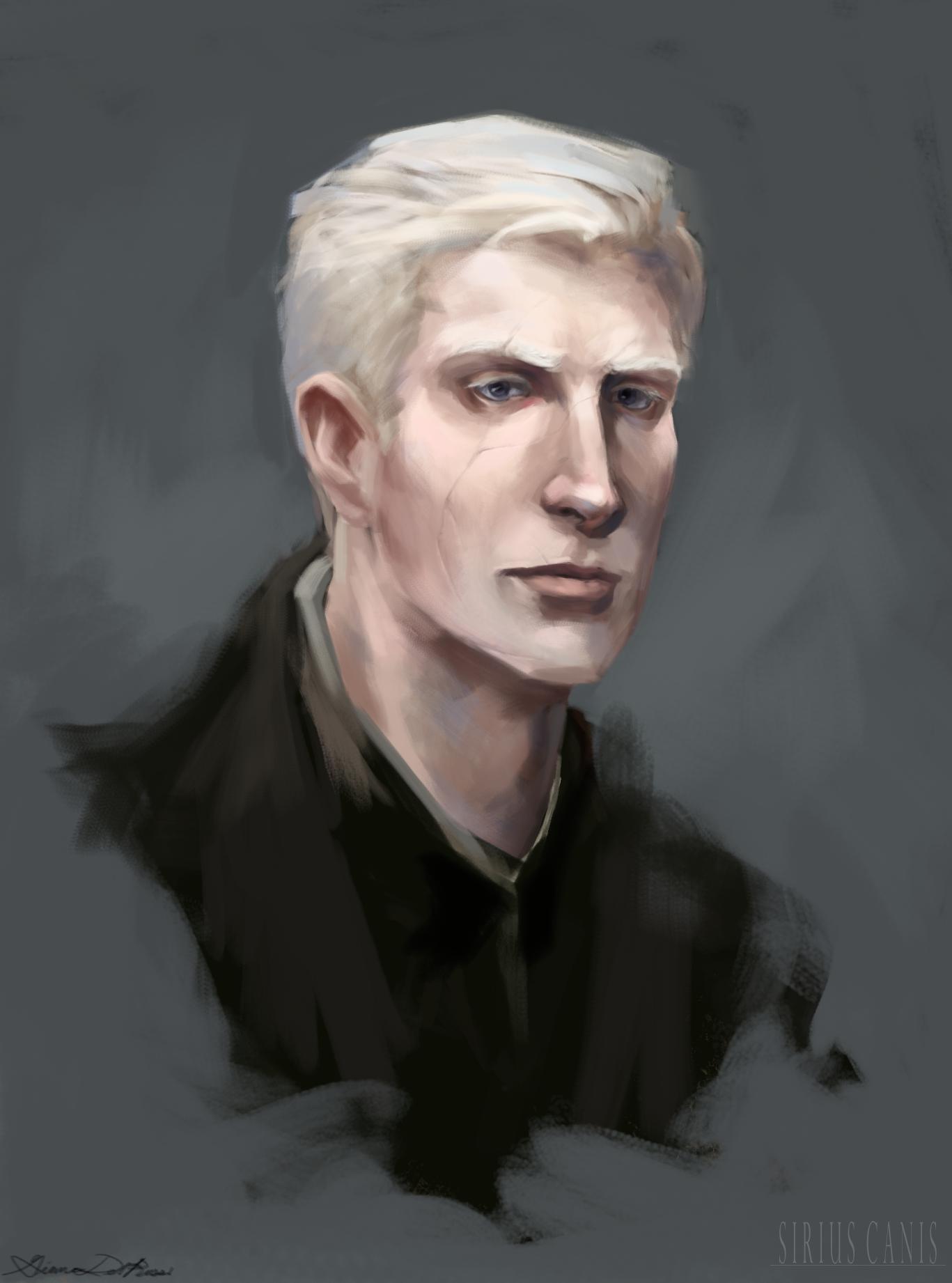 Sirius Canis Portrait