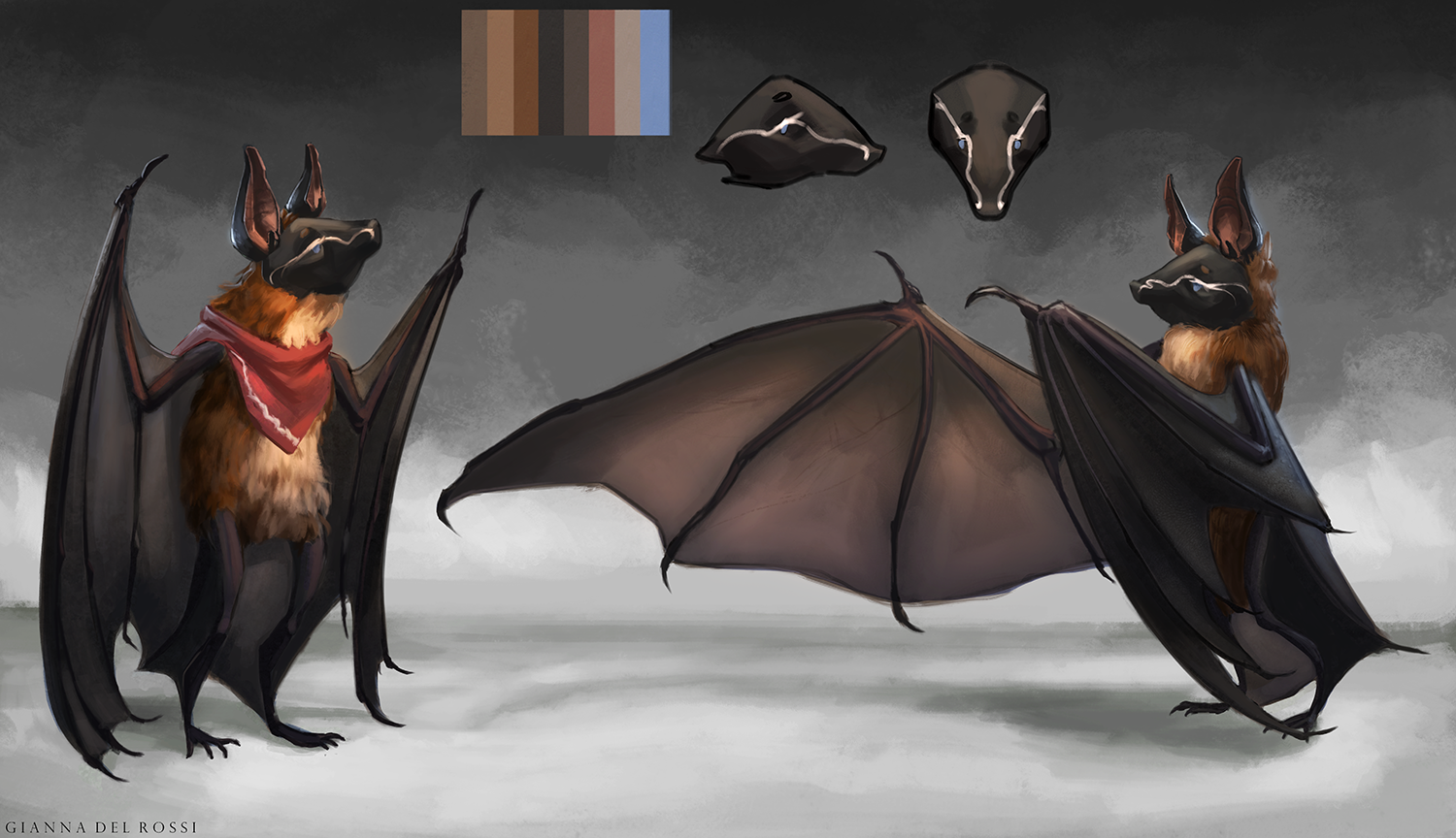 Terror Mother Concept Page