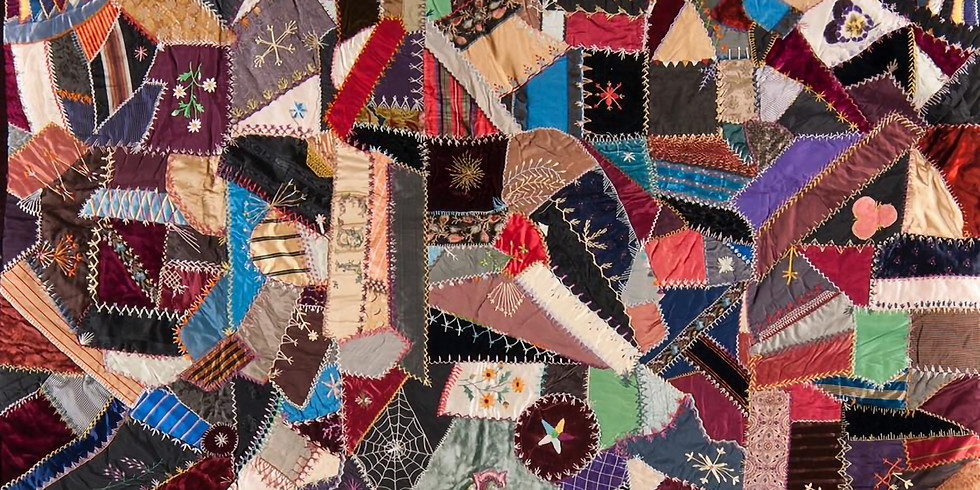 """Exhibit Opening """"Quilting in a Pandemic"""""""