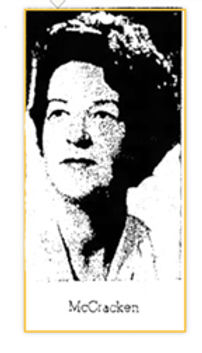 Who was woman who told story about Connie Hagar?