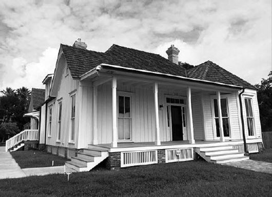 What are the oldest homes in Rockport?