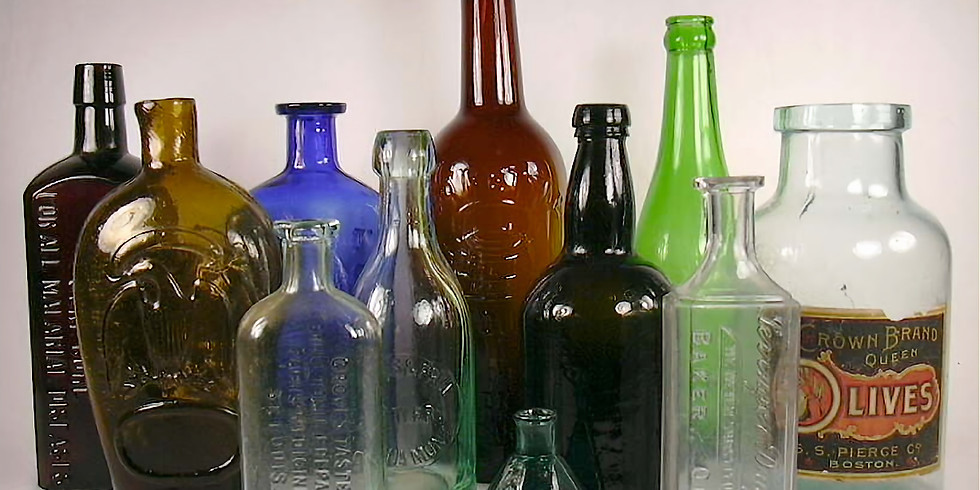 Historic Texas Bottles and What We Can Learn from Them