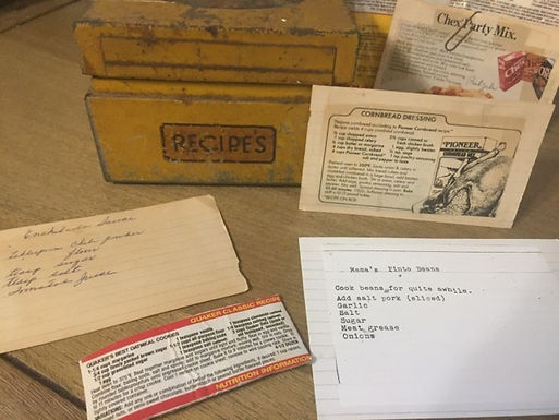 What can Aransas County Cookbooks tell us about the culinary history of Aransas County?
