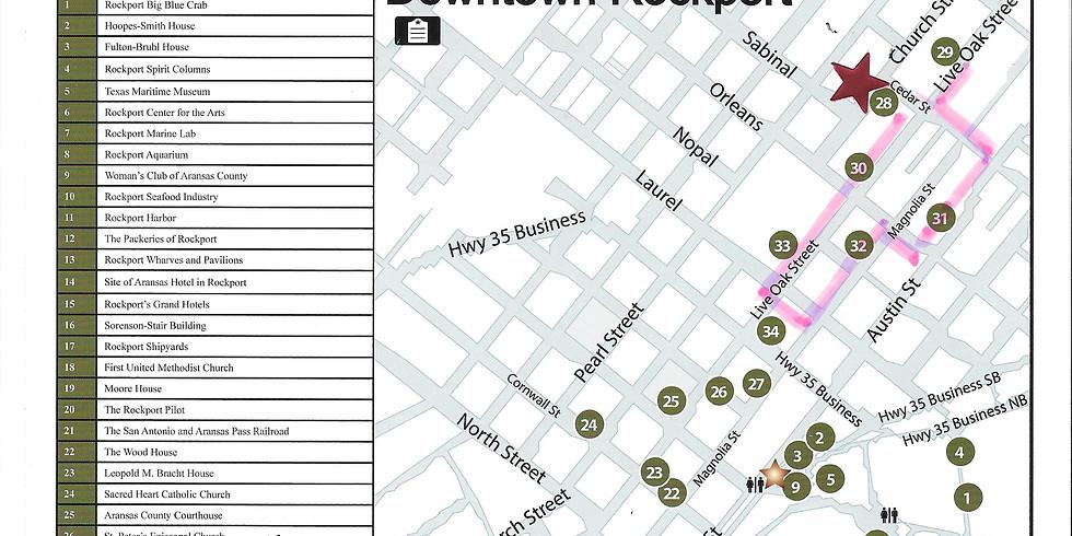 Historic Walking Tour of Live Oak Neighborhood