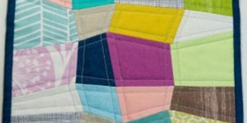 """International Textiles"" by Mimi Braniff"