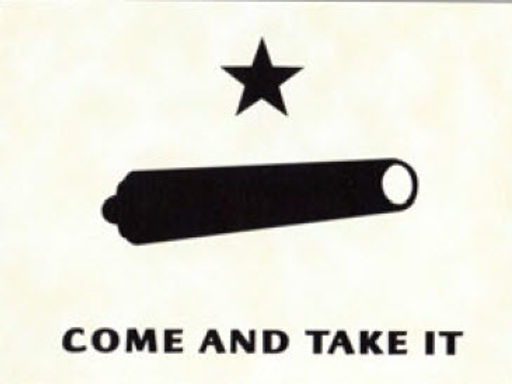Texas Spirit comes in Flag form