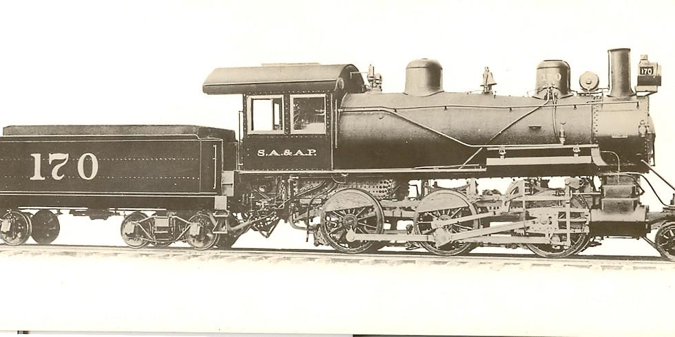 San Antonio & Aransas Pass Railroad- Ken Stavinoha