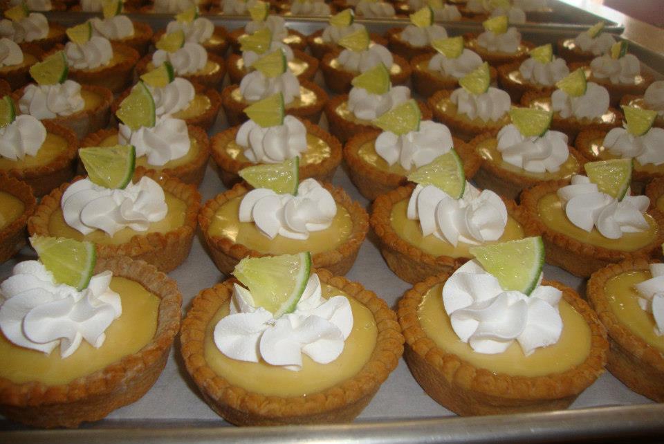 Small Lemon Tart