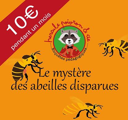 Le mystère des abeilles disparues