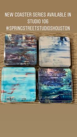 Coasters - Water gazing
