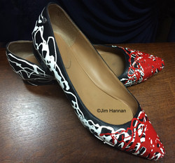 Leather Shoes SOLD