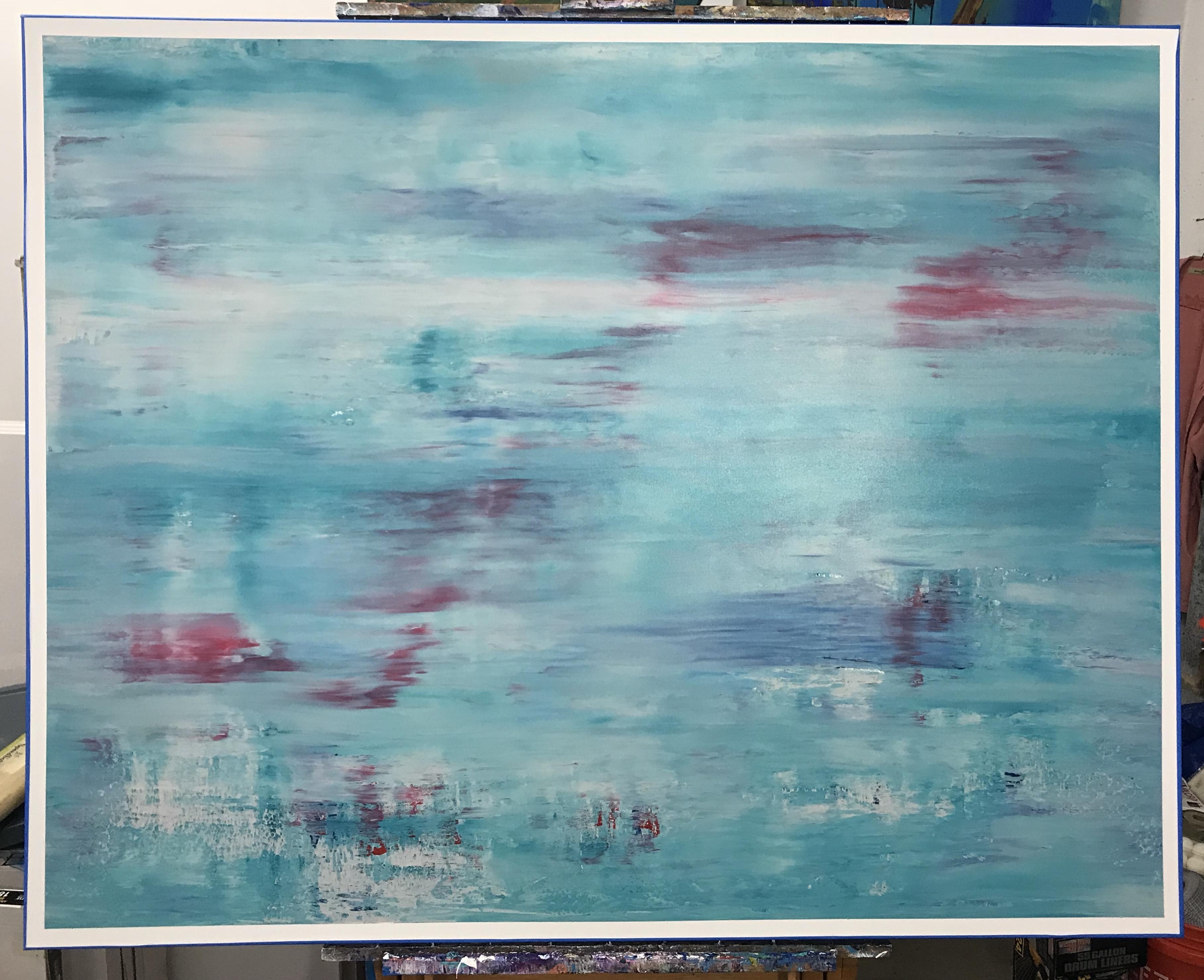 Reflections - Koi Pond