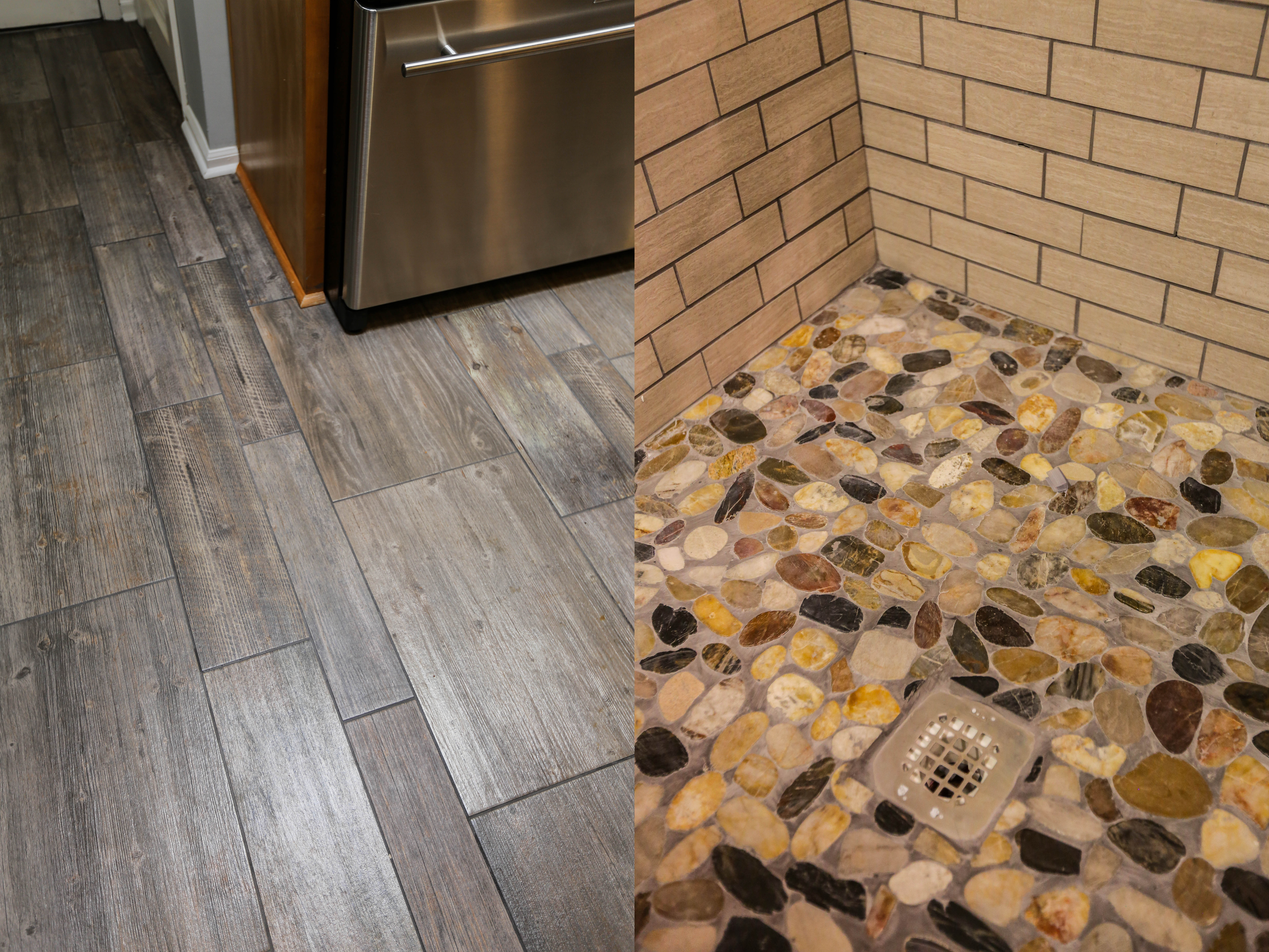 Kitchen Remodel & Bathroom Remodel