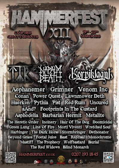 Hammerfest XII - cancelled!
