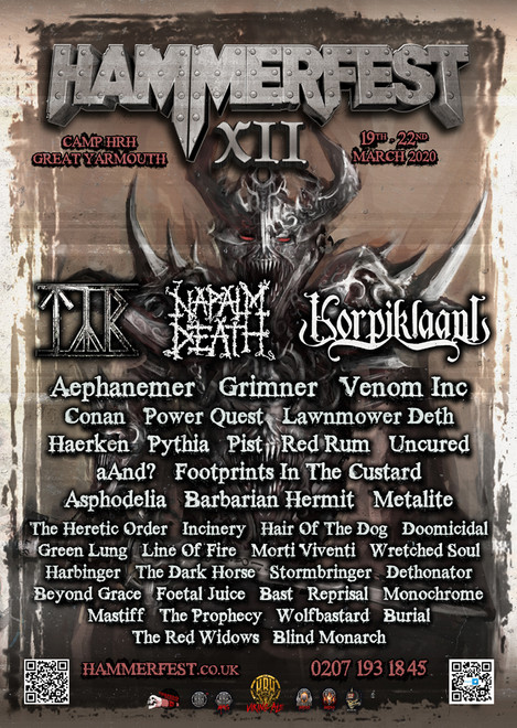 Hammerfest XII - cancelled!