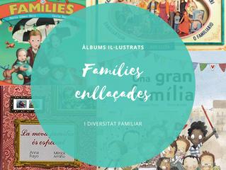 Ampliació de la llista d'àlbums il·lustrats en què apareixen famílies enllaçades