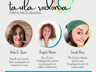 TAULA RODONA VIRTUAL: DONES DE FAMÍLIES ENLLAÇADES