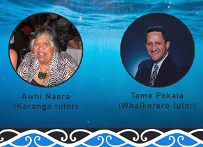 Upcoming Wānanga