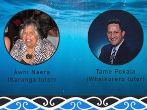 Upcoming Wānanga