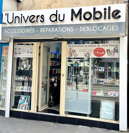 L'Univers du Mobile Marseille