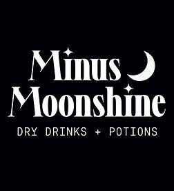 minus moonshine logo