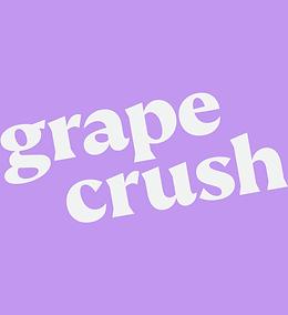 grape crush logo