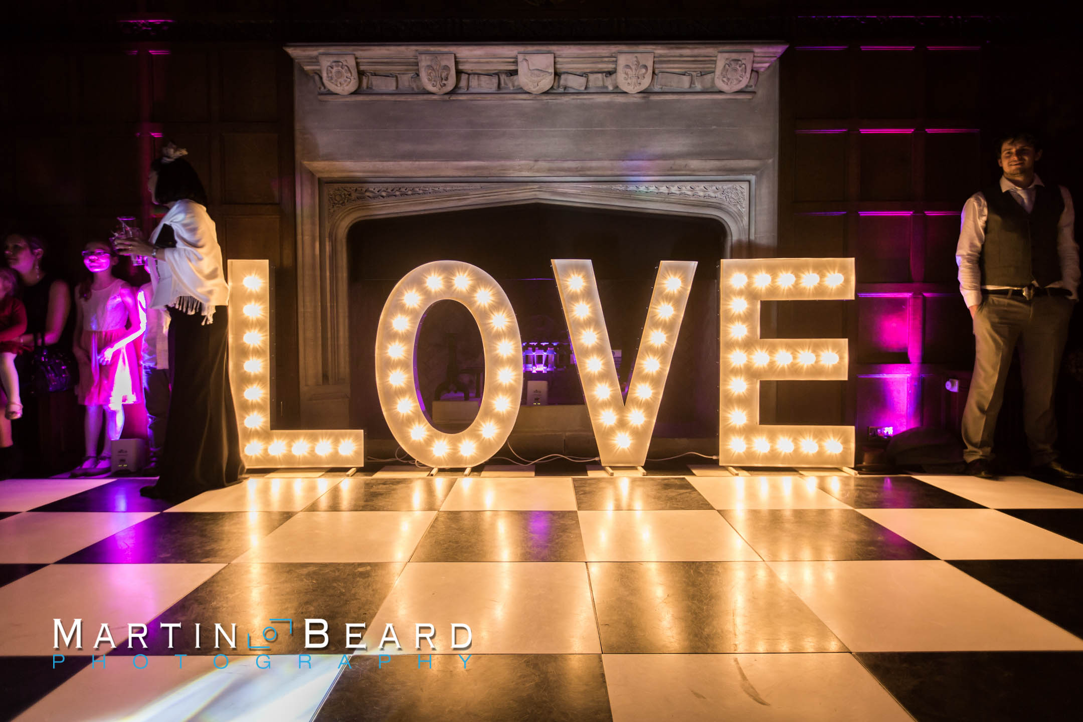 Wedding Love Letters Hengrave Hall