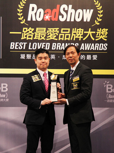 2015年 獲得一路最愛品牌大獎1