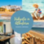 Zomer Familie Vakantie Collage Instagram