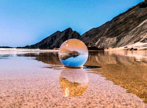 De Algarve is voorbereid om toeristen voor zomervakanties te ontvangen