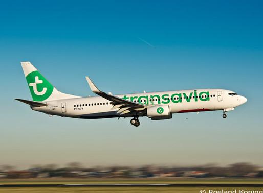 Transavia vliegt vanaf 4 juni weer naar Faro