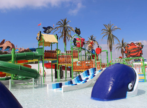 Waterpark Slide&Splash - Lagoa
