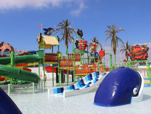 Waterpark Slide&Splash - Lagoa