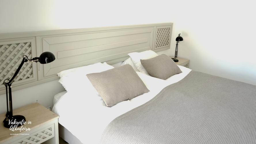 Slaapkamers en badkaers