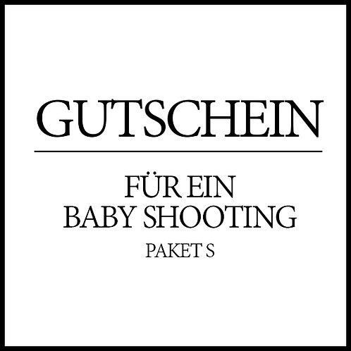 Gutschein Baby Shooting S