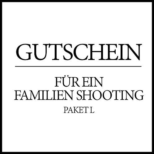 Gutschein Familien Shooting L