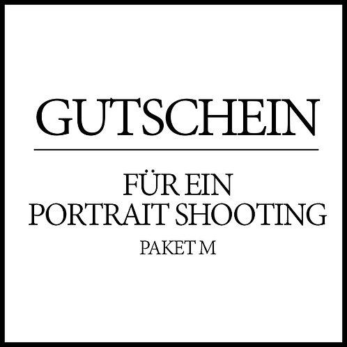 Gutschein Portrait Shooting M
