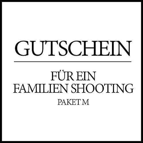Gutschein Familien Shooting M