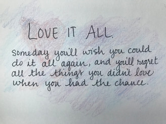 Love It ALL
