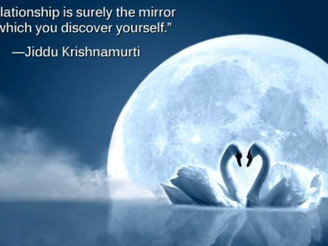 Relationship Mirrors & October News