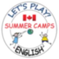 Angol tábor logo