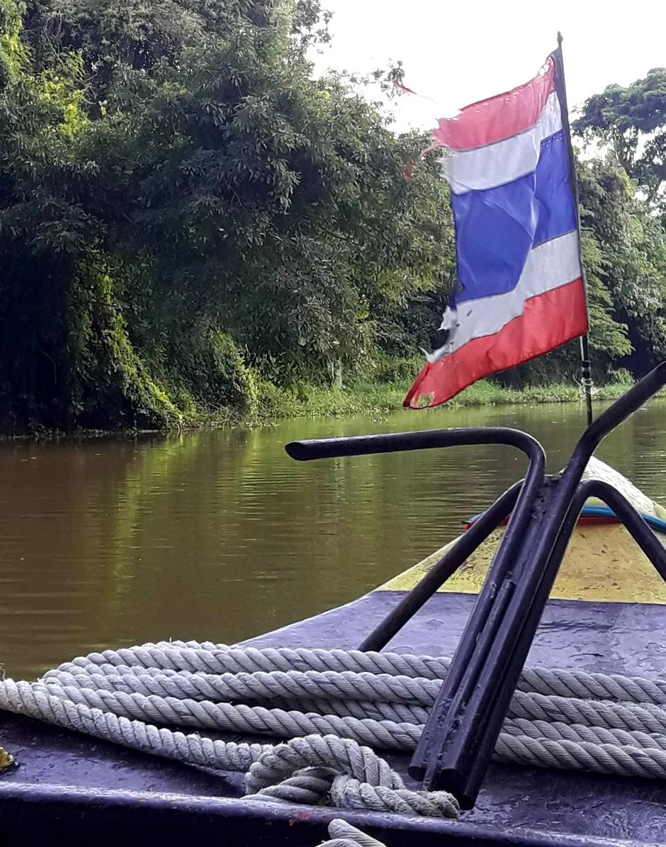 A Trip Down the River