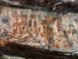 Documentário revela importância de pinturas rupestres em grutas do Oeste baiano