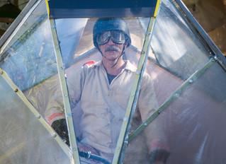 Baiano que construiu sua própria máquina voadora é tema de curta-metragem