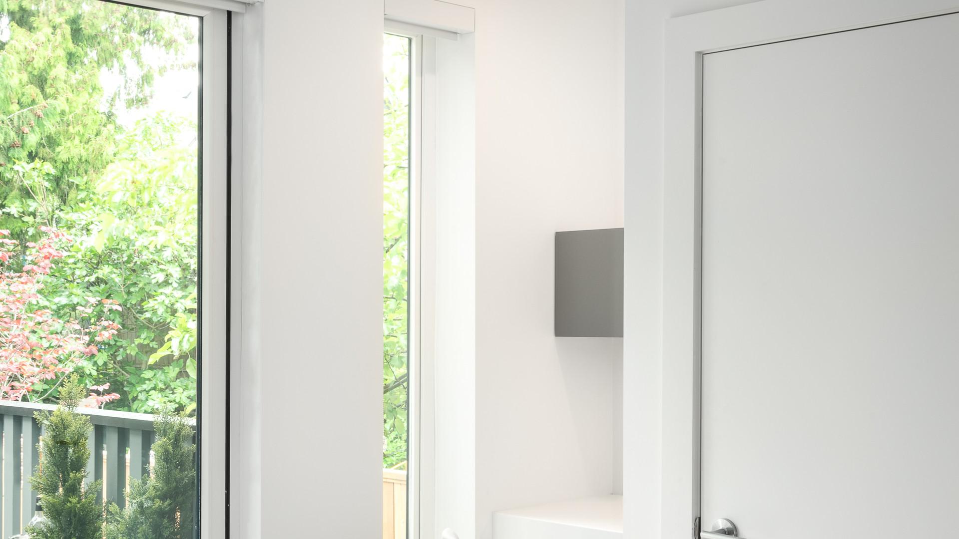 modern desk niche by untitled design agency