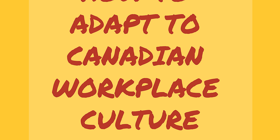 How to Adapt to Canadian Workplace Culture