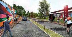 Proyecto Urbano Sarandi